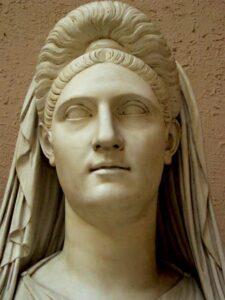 Pompeia Plotina Claudia Febe Pisone