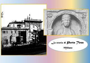 Porta Tosa - Milano medioevale