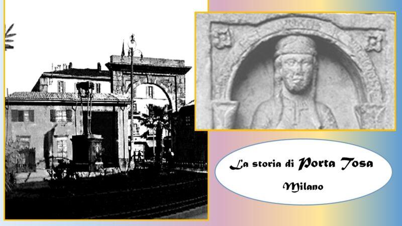 Porta Tosa, la Pulzella Impudica di Milano: la storia della rimozione di un bassorilievo osceno
