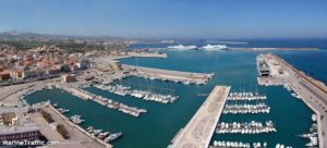 Porto Torres - Photo by Marine Traffic