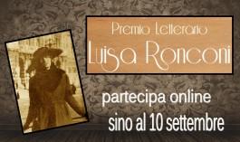 Premio Letterario Luisa Ronconi