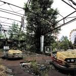 Città abbandonate: la città fantasma di Pripyat adiacente a Chernobyl