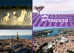 Provenza - Arles - Marsiglia - Camargue
