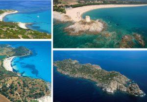 Punta Porceddus - Bari Sardo - Cala Sinzias - Isola di Serpentara