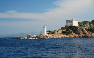 Punta Sardegna - Faro