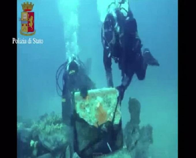 Nel mare della Gallura ritrovata una nave romana di epoca imperiale lunga 18 metri e larga 7