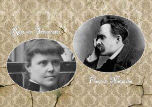 Resa von Schirnhofer - Friedrich Nietzsche