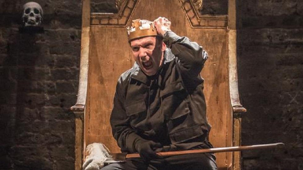 """""""Richard III"""" diretto da Rupert Goold: dall'Almeida Theatre di Londra ai cinema italiani, 6 e 7 febbraio 2017, Nexo Digital"""