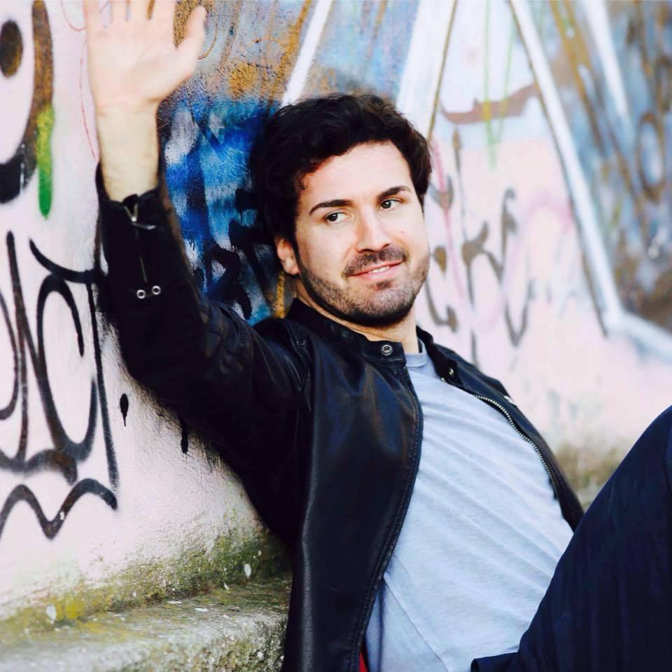 """Intervista di Michela Zanarella a Rimi Beqiri: attore protagonista del film """"Altin in the city"""""""