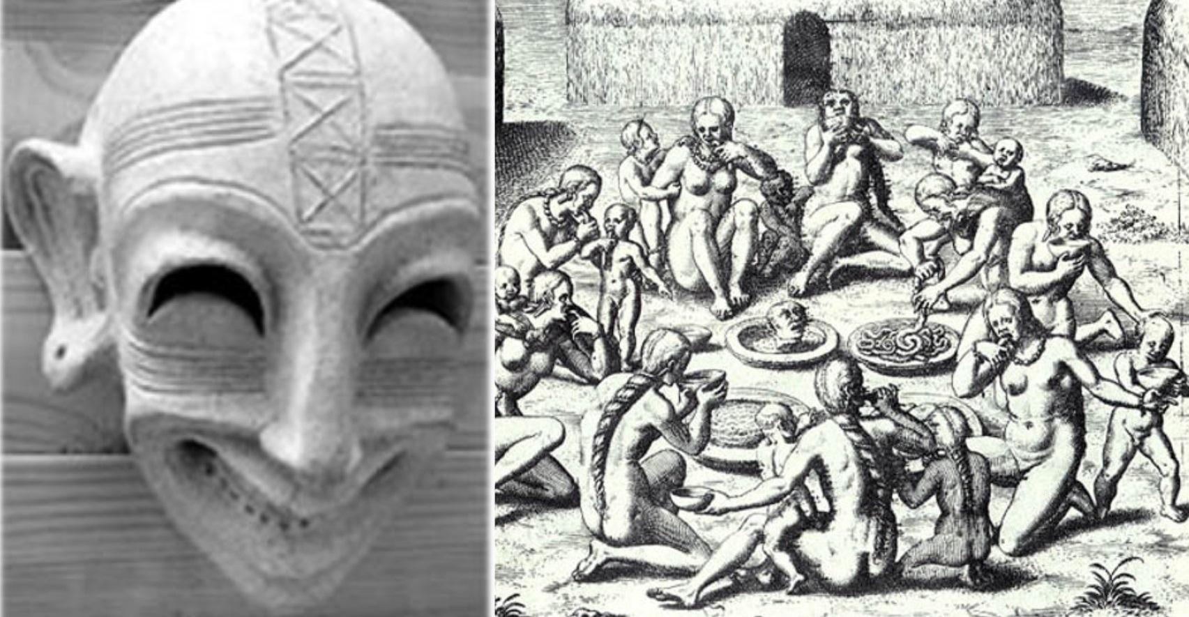 Sardegna e Riso sardonico: l'antropofagia, verità di un tabù e mistero di un mito
