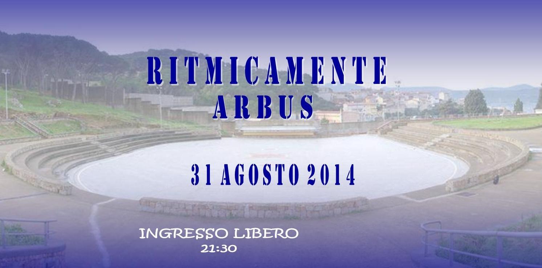 """""""Ritmicamente Arbus"""": concerto di musica minimalista d'avanguardia, 31 agosto 2014, Arbus"""