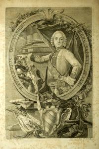 Ritratto Raimondo di Sangro - Principe di Sansevero - 1747-50 ca. - Photo by Massimo Velo