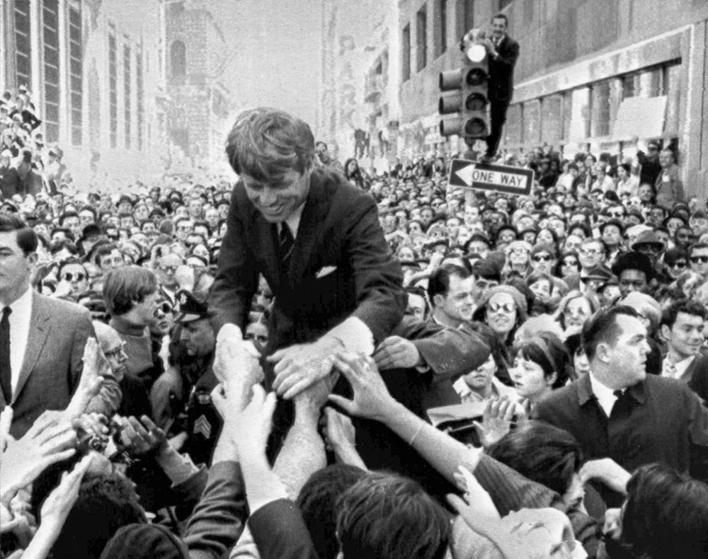 Robert Kennedy, un mito tutto americano
