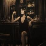 L'intimità opaca e caliginosa dell'artista Roberto Dudine