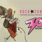 XXX^ edizione del Rock Contest 2018: prorogate le iscrizioni sino al 12 ottobre al concorso nazionale per band emergenti