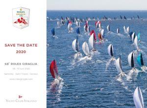 Rolex Giraglia Cup 2020