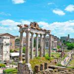 Roma: crescita del turismo e del settore culturale nell'estate 2017