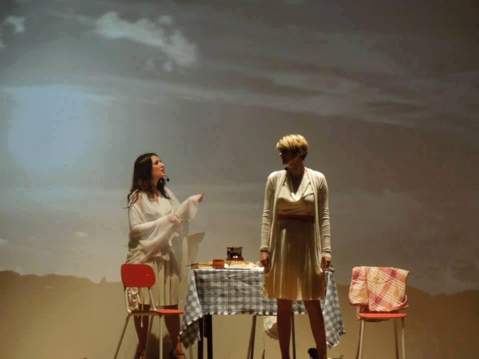 Intervista di Pietro De Bonis alla compagnia L'eco dei Sanpietrini e al loro spettacolo Roma: tra storie, canzoni, vizi e passioni