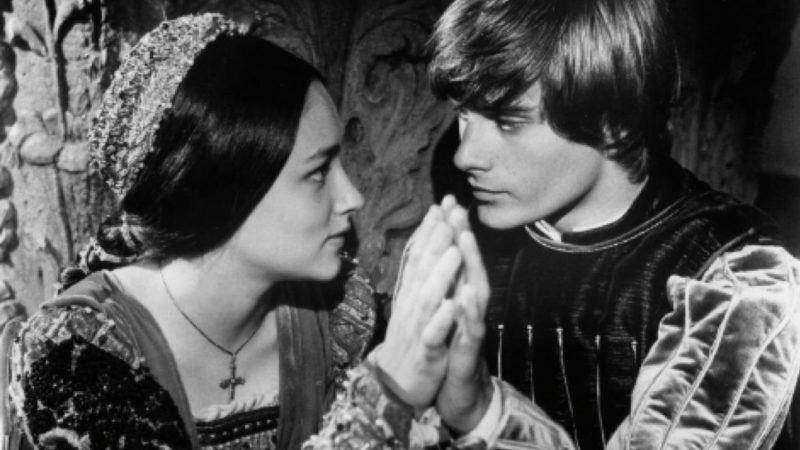 """Romeo e Giulietta"" di Franco Zeffirelli: da William Shakespeare a Leonard Whiting ed Olivia Hussey"