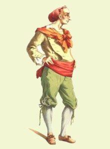 Rugantino - Maschera Carnevale