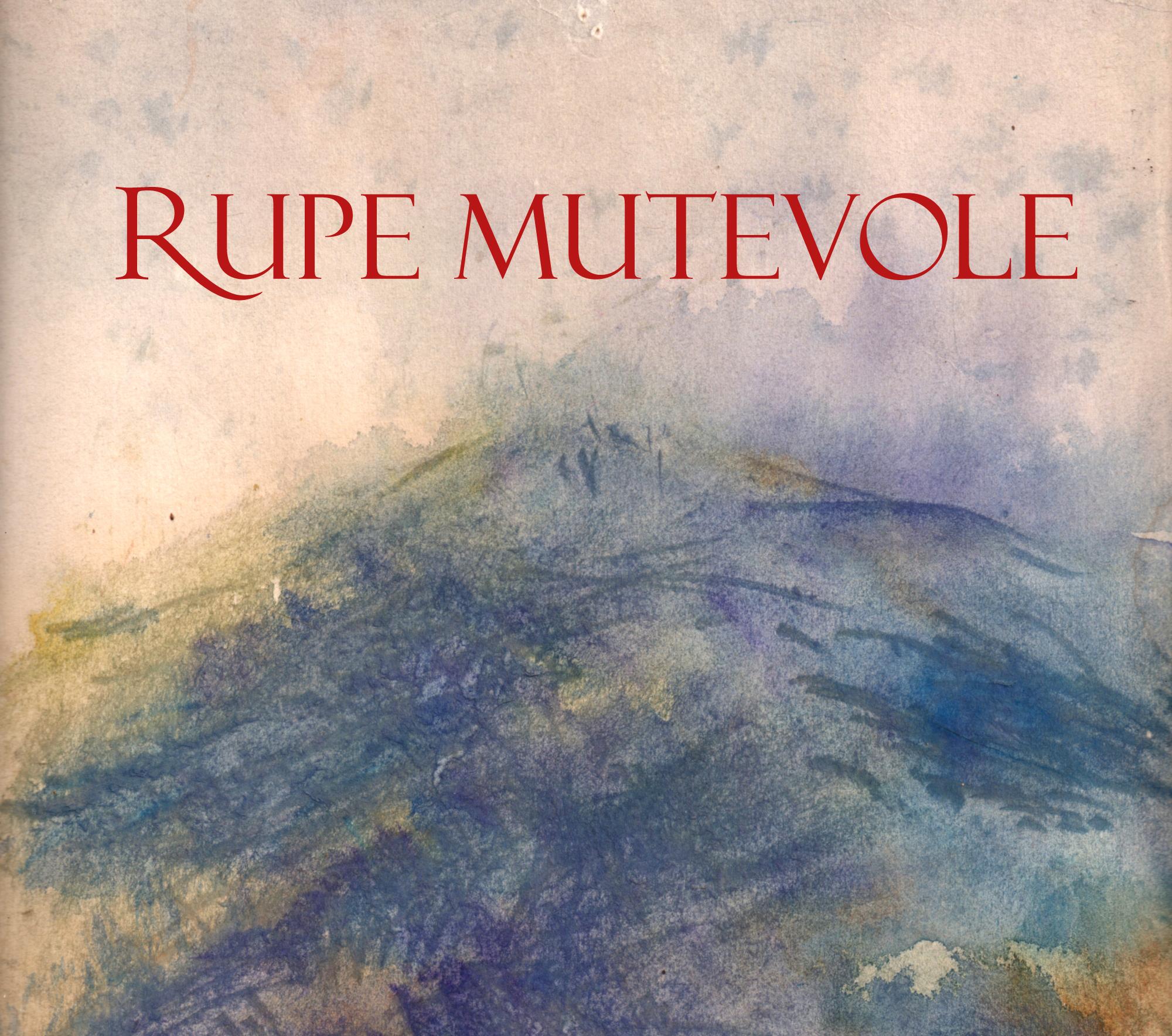Rupe Mutevole Edizioni