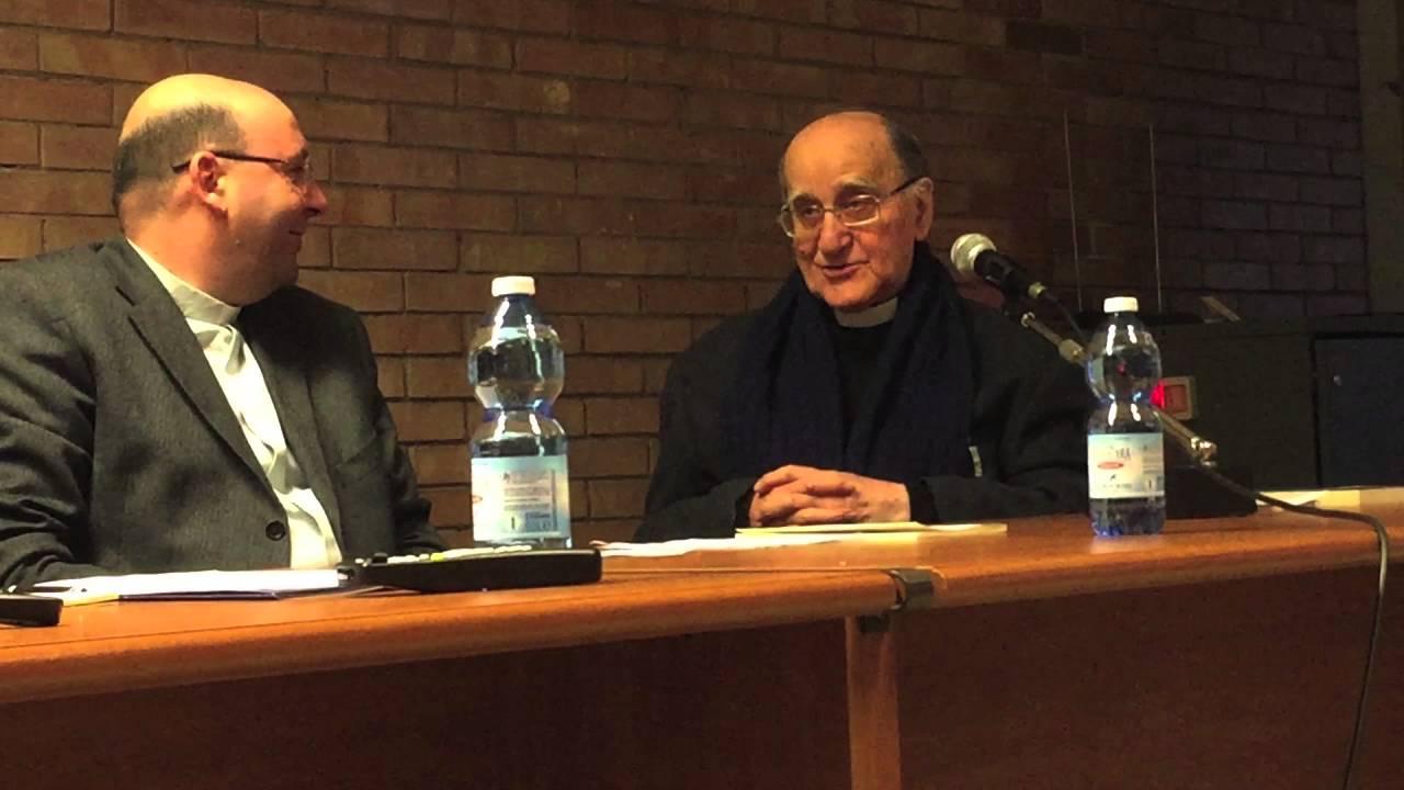 """Intervista di Antonio Jr Ruggiero a Salvatore Grammatico ed Albino Ronco per il libro """"Alla ricerca di Dio"""""""