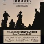"""Tramonto sull'arena fenicia, la musica jazz di """"Tramonti di Musica"""", 19 agosto, Sant'Antioco"""