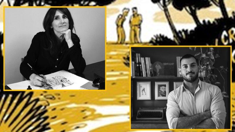 """""""In Italia sono tutti maschi"""" di Sara Colaone e Luca de Santis: graphic novel sugli inesistenti al confino"""