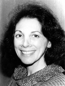 Sarah B. Pomeroy - Photo by Society for Classical Studies