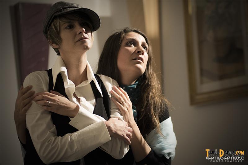 Anime in mostra – La prospettiva femminile in Ĉechov: uno spettacolo in musica sull'autore russo, 7 e 8 novembre 2015, Roma