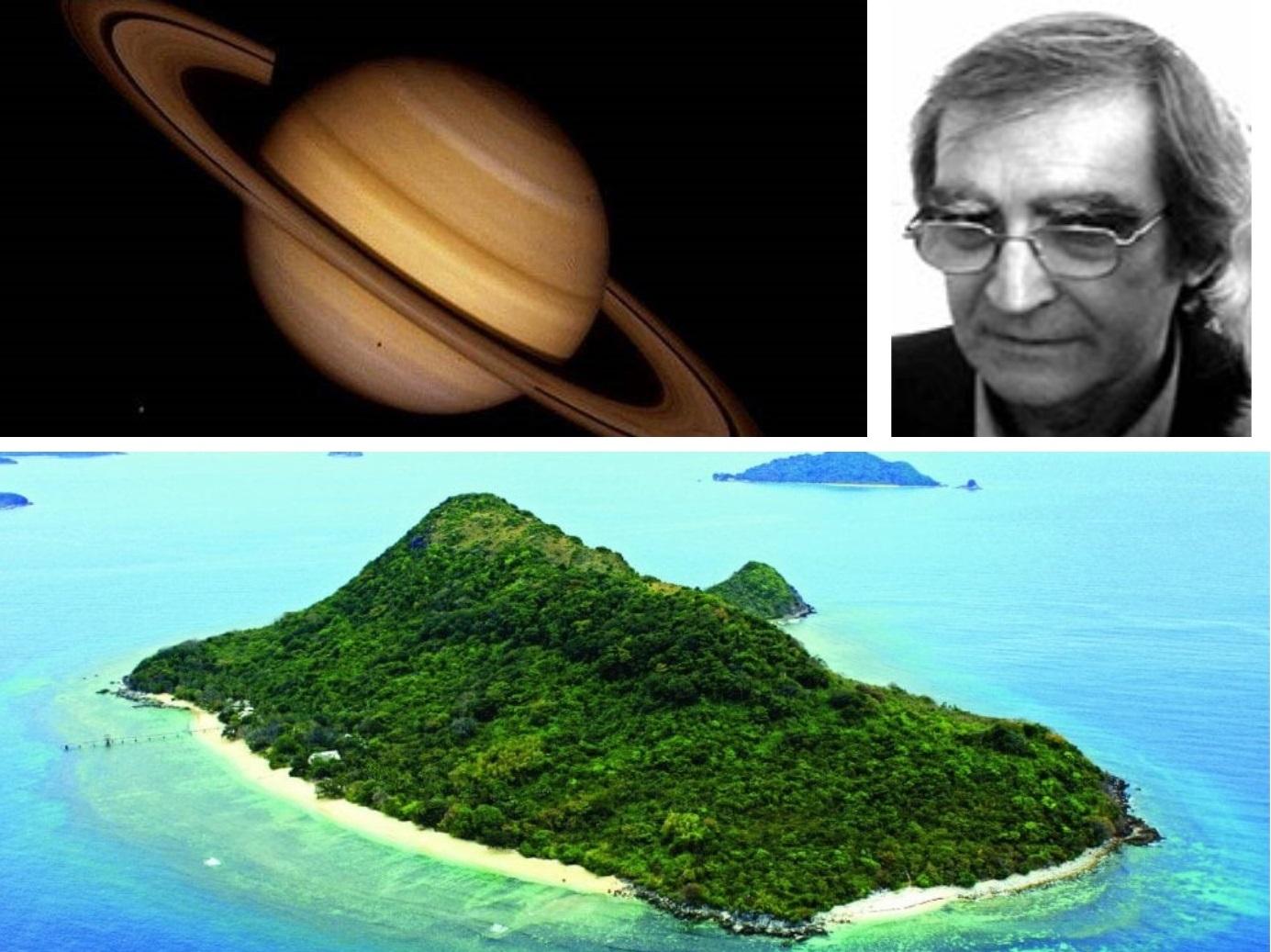 """L'Isola Combusta: """"Le Isole Mirabili"""" di Angelo Arioli e la stella di latitudine 0° in congiunzione col Sole"""