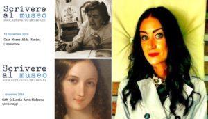 Scrivere al museo - Elena Mearini