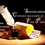 """Seconda edizione del Contest nazionale di poesia """"Free Poetry"""" – partecipazione gratuita"""