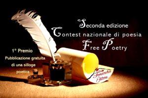 Seconda edizione Contest Free Poetry