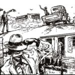 """""""Seven Roots Blues"""" di Mattia Valentini: la graphic novel da ascoltare con gli occhi"""