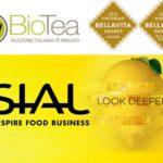 BioTea al Sial Inspire Food Business 2018: il Salone internazionale dell'alimentazione, dal 21 al 25 ottobre 2018, Parigi