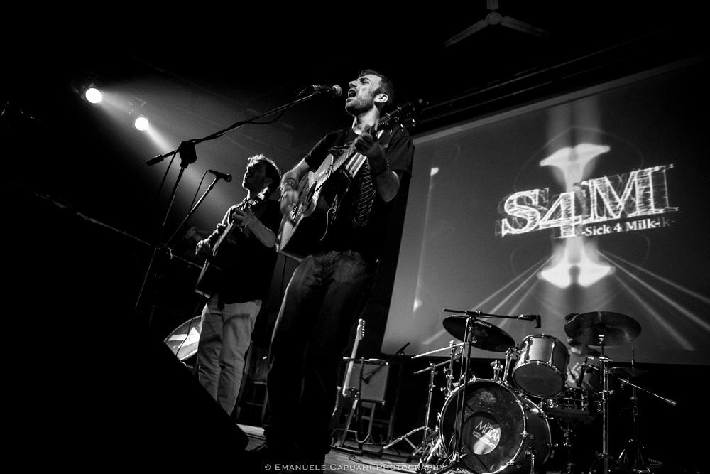 """""""Food for new song"""", il nuovo album della band Sick 4 Milk: Semplicemente Made In Indie"""