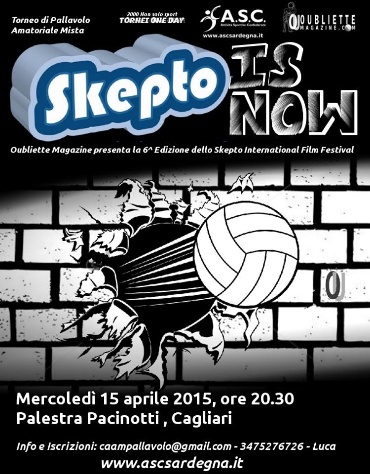 Skepto is now
