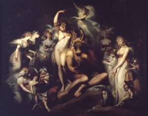Sogno di una notte di mezza estate - Johann Heinrich Füssli - 1790