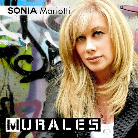 """Esce """"Murales"""", nuovo album della cantautrice Sonia Mariotti"""