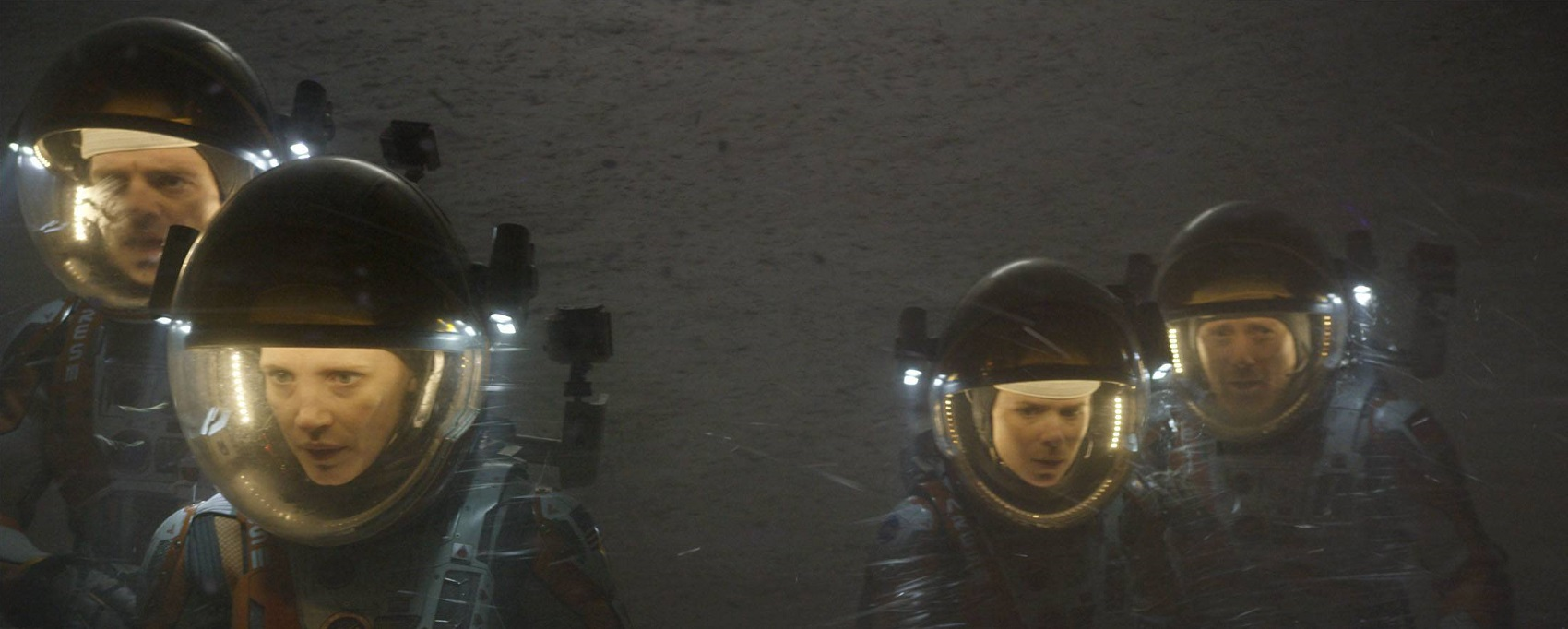 """Il Taccuino del giovane cinefilo presenta """"Sopravvissuto – The Martian"""" di Ridley Scott"""