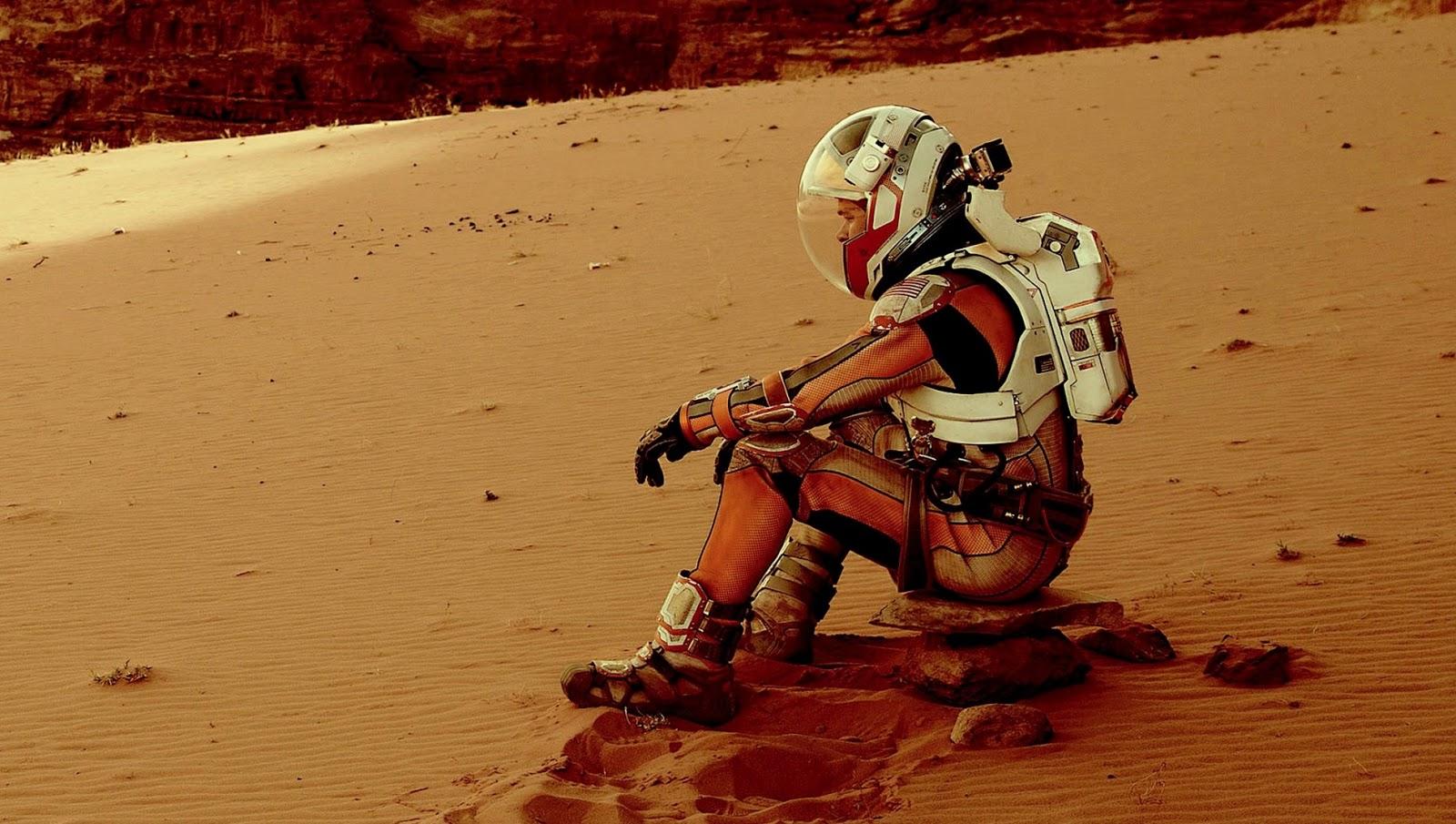"""""""Sopravvissuto"""" di Ridley Scott: ad un mese dall'uscita continua il lato corsaro della corsa spaziale verso Marte"""
