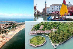 Sottomarina -Chioggia - Poveglia