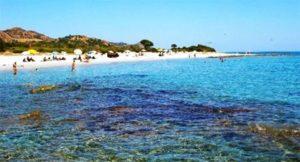 Spiaggia Foghe Pizzinna