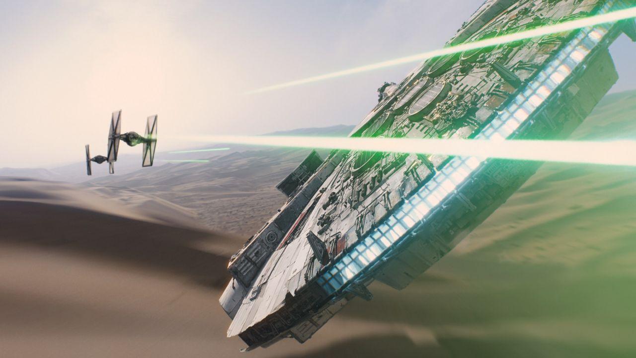 """""""Star Wars: il risveglio della forza"""" di J.J. Abrams: la forza dei mitici personaggi della saga Guerre Stellari"""