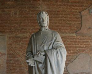 Statua di Fibonacci - Pisa