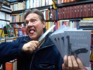 Stefano Raspini - Photo by Libreria del Teatro