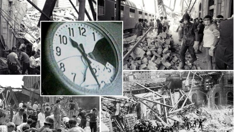 Strage di Bologna: 2 agosto 1980, un rigurgito della strategia della tensione