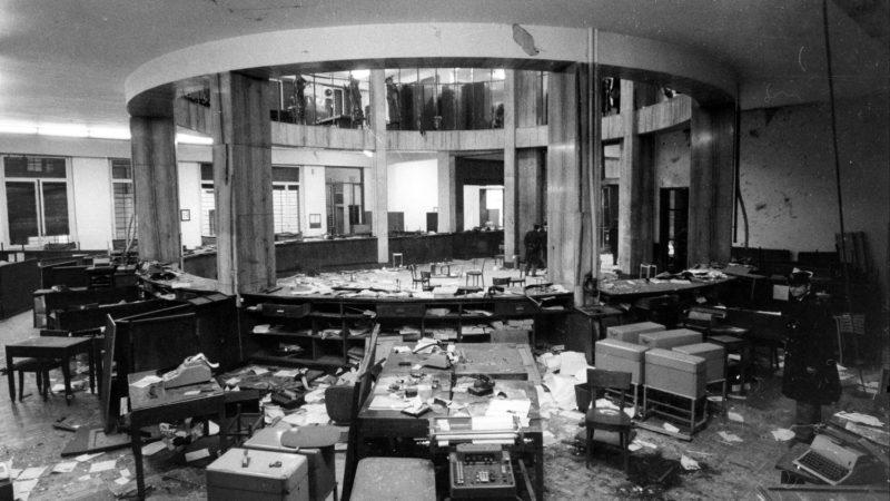 Milano 1969, la strage di Piazza Fontana: una ferita ancora aperta