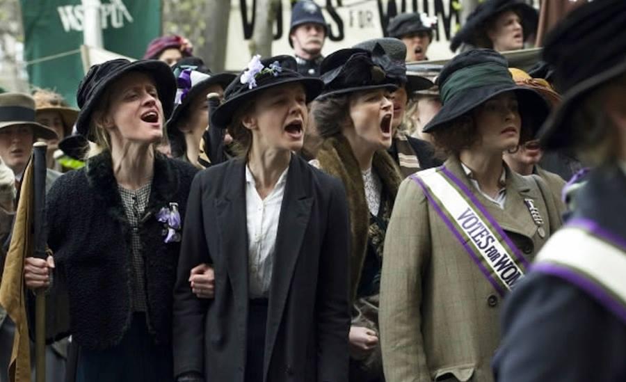 """""""Suffragette"""", di Sarah Gavron: il film che racconta le femministe inglesi di inizi '900"""